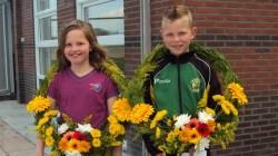 Eerste ledenwedstrijd KF De Trije Doarpen