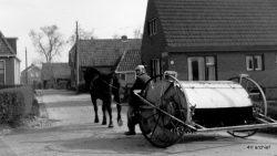 Hantum , Jan van der Meer met schudder