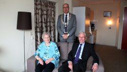 Echtpaar Keizer-Bosgra 60 jaar getrouwd