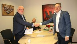Noventa Onderwijs sluit samenwerkingsovereenkomst voor digitaal lesmateriaal