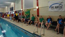 12 medailles voor 'AKTIVO'  in Zwembad De Parrel in Groningen