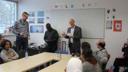 Start V.I.P. traject voor vluchtelingen in Dokkum