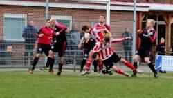 Teleurstellend resultaat voor Friese Boys tegen V en V'68