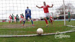 Harkemase Boys knokt zich naar punt tegen Jong FC Groningen