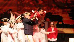 In de ban van Broadway: een spetterende show