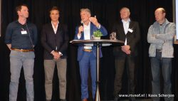 Partijen gaven uitleg over actuele stand van zaken Sionsberg