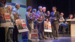 Winnaars ontvangen een bonus voor mienskipsprojecten
