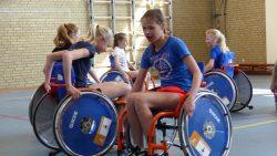 Leerlingen maken kennis met handicap en sport
