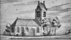 """Walterswâld. """"Wolterswolde in Dantúmadeel 1722"""""""