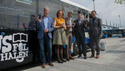 Beleef je OV-reis met de nieuwe app 'Bus fol ferhalen'