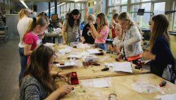 Techniekdag voor leerlingen van basisscholen