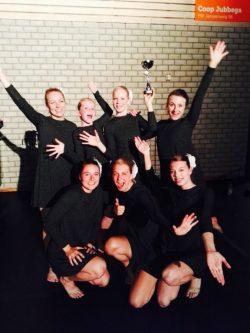 Productiegroep DansStudio Dokkum opnieuw in de prijzen