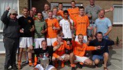 Kollum wint Pompster Boys toernooi 2017
