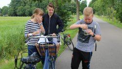 Onderzoek naar zwerfafval Lauwers College Kollum