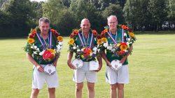 Morra/Lioessens wint Nederlands Kampioenschap kaatsen 50 plus