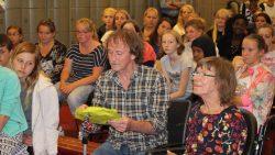 Ap Maliepaard neemt afscheid van de JJ Boumanschool