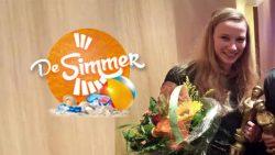 Eline de Vries te gast in De Simmer fan