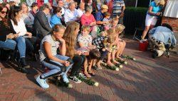 Onthulling plaquette van Joodse inwoners uit Visvliet