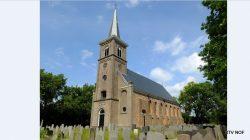 De Nederlands Hervormde kerk in Ternaard (nu)