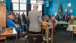 Drukte en enthousiasme bij opening Atelier de Oude School