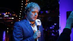 Bouke Koning (RTV NOF) in actie bij Admiraliteitsdagen