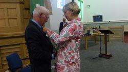 Jan Lijkle de Boer benoemd tot Lid in de Orde van Oranje Nassau