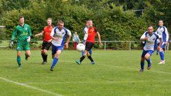 Derby VV Oostergo en VV Anjum eindigt onbeslist