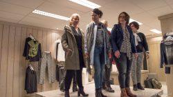 Modeshow bij Esmée's Fashion Store geslaagd