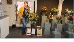 Bloembinderij Talitha wint voorronde Flowercup 2017