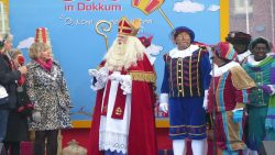 Sinterklaasintocht Dokkum dikke ton boven budget