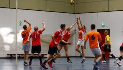 Invicta/Frigro 1 speelt eerste zaalwedstrijd gelijk