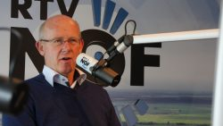 Wethouder Roelof Bos over transferium in Feanwâlden