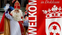 Subsidie voor landelijke intocht Sinterklaas