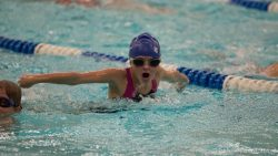 Het is voor kinderen belangrijk te blijven zwemmen