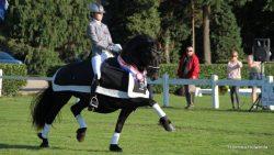 Harmina Holwerda (dressuur) uit Kollum