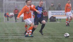 VV Zwaagwesteinde leidt pijnlijke nederlaag in Berlikum