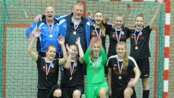 VIOD MO19 wint KNVB Kerstzaalvoetbaltitel