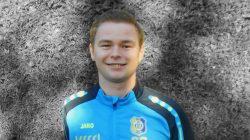 Sybren Bosma, nieuwe jeugdtrainer/coach WTOC