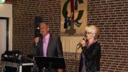 Sing-In met Wietse en Tineke van der Heide in Aldwald.