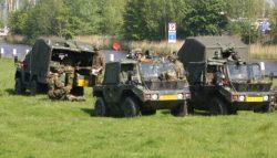 Militaire oefening 12 t/m 16 februari