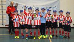 FVVK Kampioen poule 2 Friese Boys JO11-2