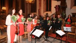"Maartenskerkconcert  ""Strings meet Wings"""