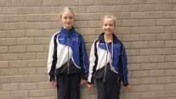 GVV dames Sytske en Nynke de Jong