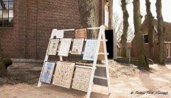 Expositie Merklappen van Aukje de Boer-Holwerda uit Twello