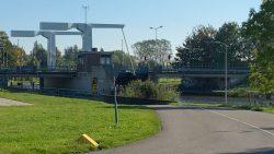Schreiersbrug tijdelijk weer open voor fietsers en voetgangers