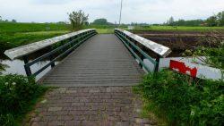 Falomsterbrug wordt binnenkort verwijderd