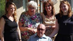 Echtpaar Oelbers van Marle zestig jaar getrouwd