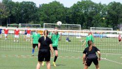 BS Fryslân uit Driezum Noordelijk kampioen voetvolley