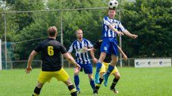 SC Veenwouden wint overtuigend van SC Leovardia