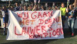 KV De Lauwers C1 Kampioen